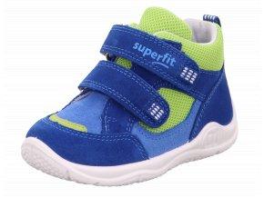 Detské celoročné topánky Superfit 1 09417 8010