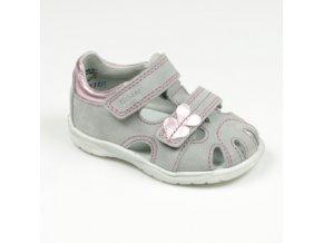 Detské dievčenské sandálky Richter 2603 1112 1831