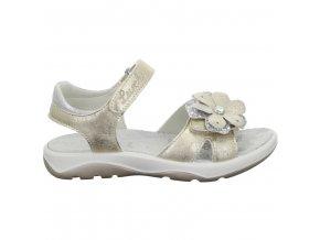 Dievčenské sandálky Lurchi by Salamander 33-18729-33