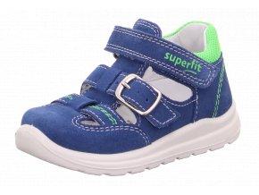 Chlapčenská sandálková teniska Superfit 6 00430 81