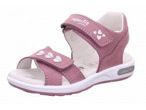 Detské dievčenské sandále Superfit 1 06132 85