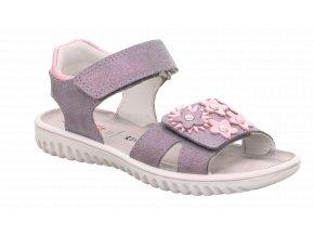 Dievčenské sandále Superfit 6 09005 25
