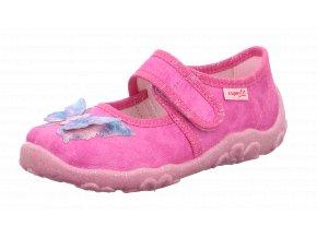 Detské dievčenské papučky Superfit 1 00281 5510
