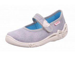 Detské dievčenské papučky Superfit 8 00287 20