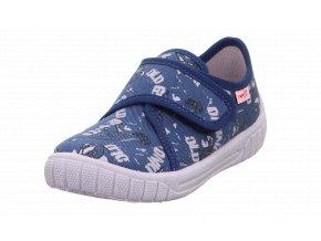 Detské chlapčenské papučky Superfit 1 00279 8030