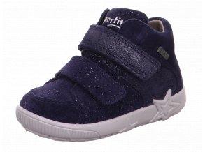 Detské dievčenské Goretexové topánky Superfit 1 06441 80