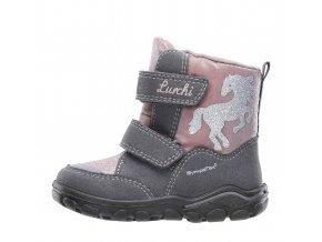 Detské zimné nepremokavé topánky Lurchi by Salamander 33-33019-35