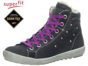 Detská obuv zimná goretexová Superfit 3 00496 87  - CENA JE PO ZĽAVE 20%, UŠETRÍTE 15,44 EUR