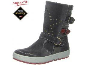 Detská obuv zimná goretexová Superfit 3 00484 05 -  UVEDENÁ CENA JE PO ZĽAVE 20%