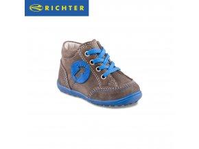 Detská obuv pre začiatočníkov Richter 0023 421 6611