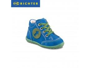 Detská obuv pre začiatočníkov Richter 0023 421 6811