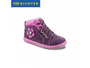 Celoročné detské topánky Richter 0322 421 7501