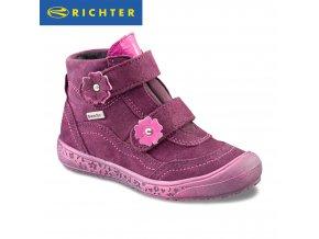 Detské zimné topánky Richter s membránou Sympatex 4141 421 7601