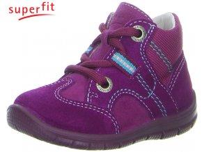 Detské členkové celoročné topánky Superfit 3 00337 61