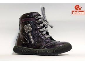Detská obuv Ciciban 747227F Kiss Purple  - CENA JE PO ZĽAVE 20%, UŠETRÍTE 12,6 EUR