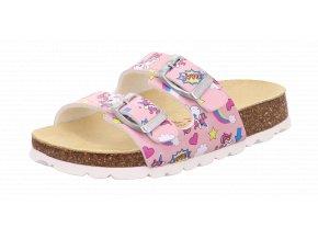 Detská obuv korková Superfit 6 00111 55