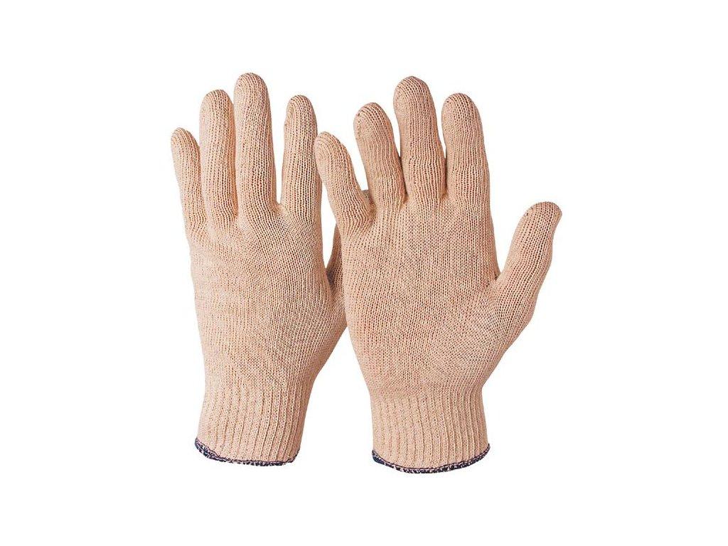 Bavlněné rukavice Solo (10pa)
