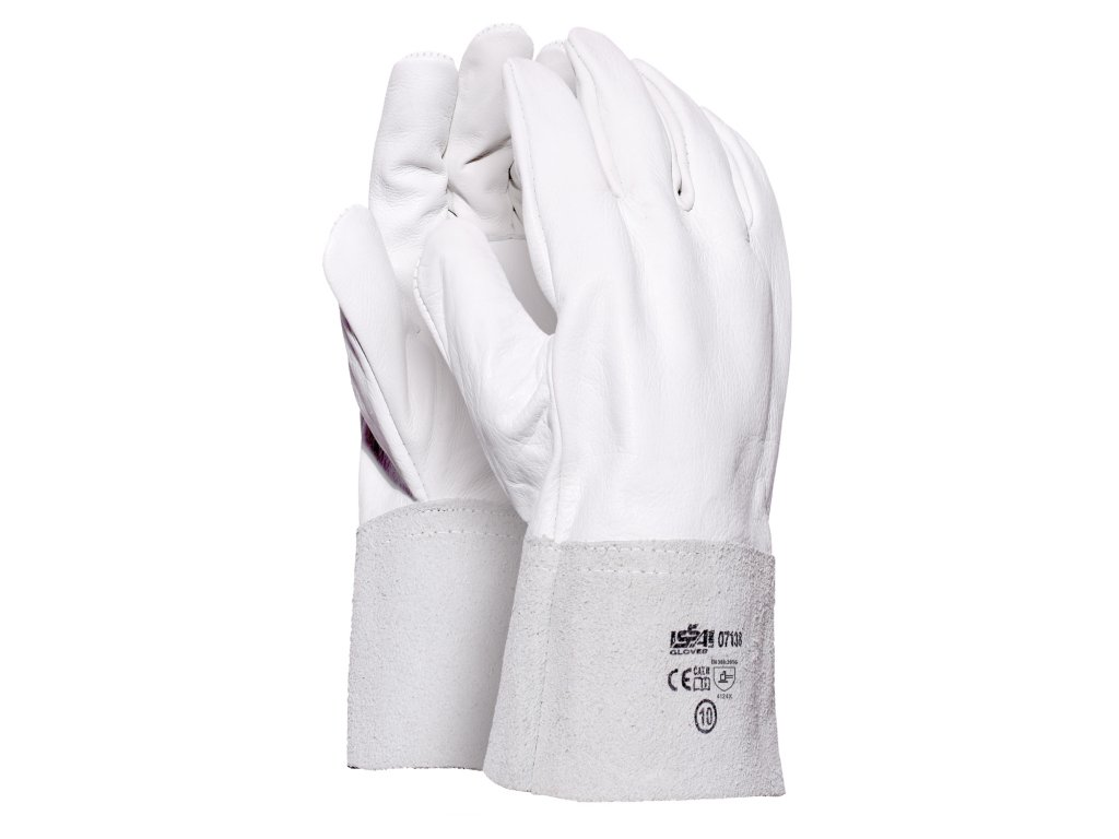 Kožené rukavice Villa (10pa)