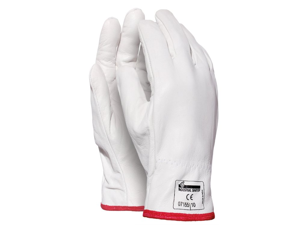 Kožené rukavice Forza (10pa)
