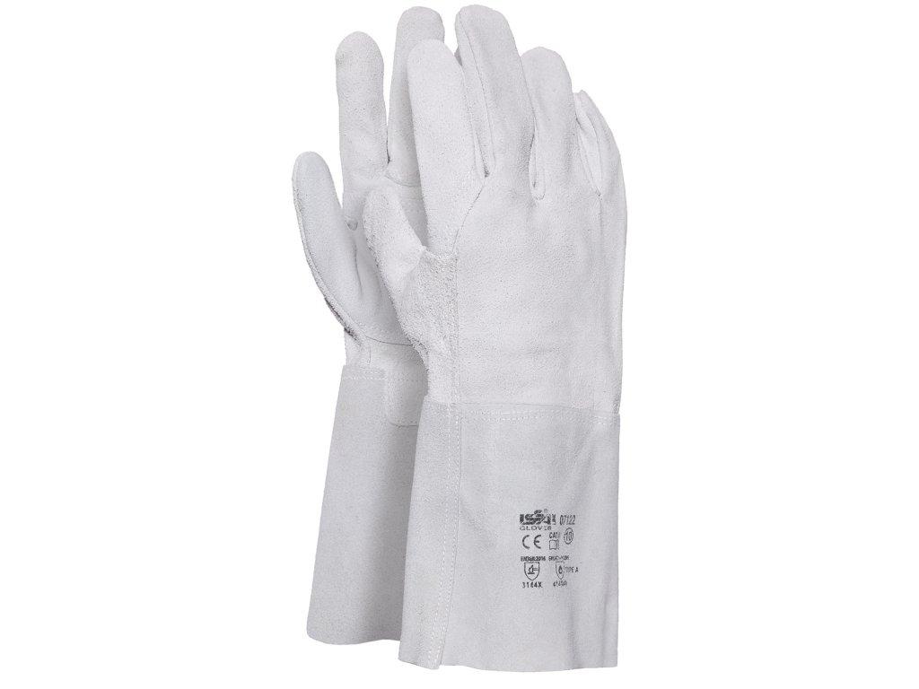 Kožené rukavice Taranto (12pa)