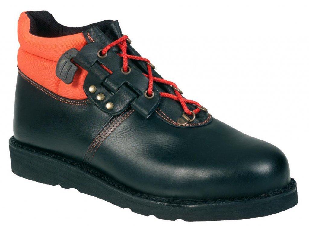 Pracovní obuv ASPHALT