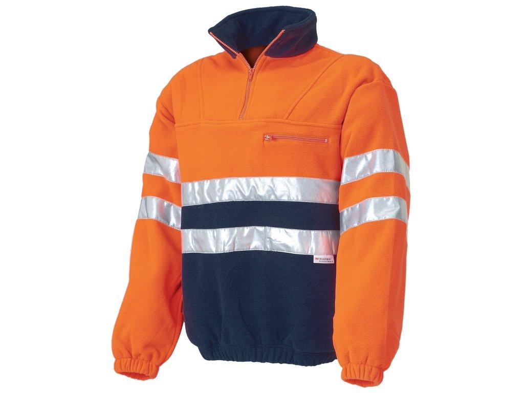 Reflexní svetr Montagna