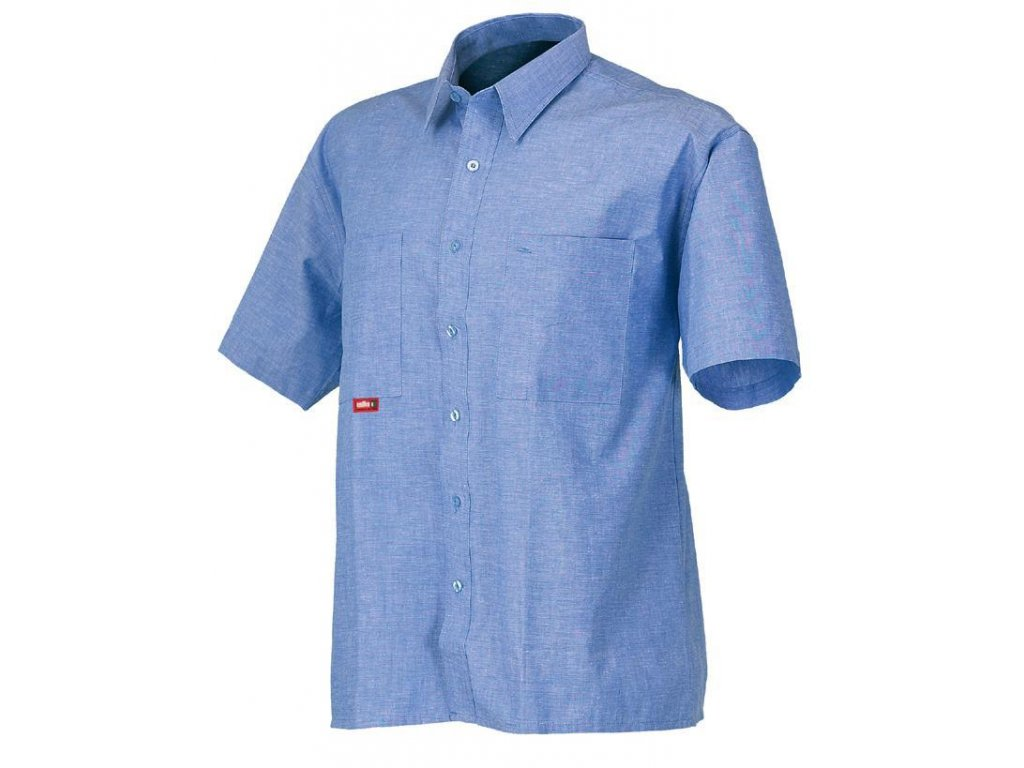 Košile Renzo s krátkým rukávem