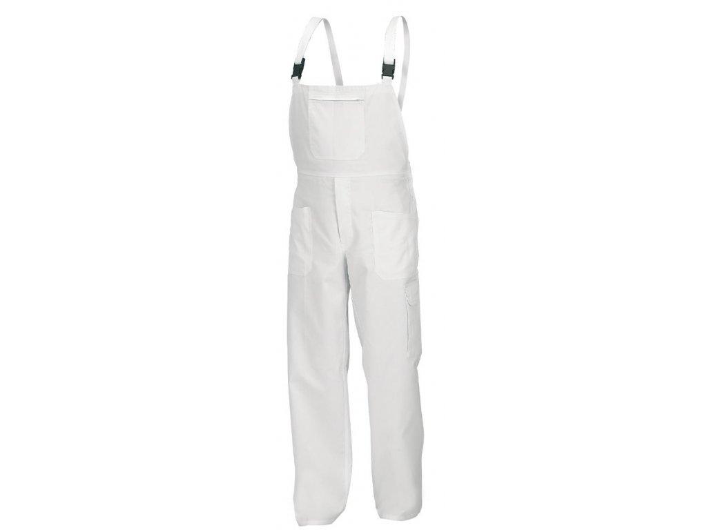 Kalhoty s náprsenkou malířské