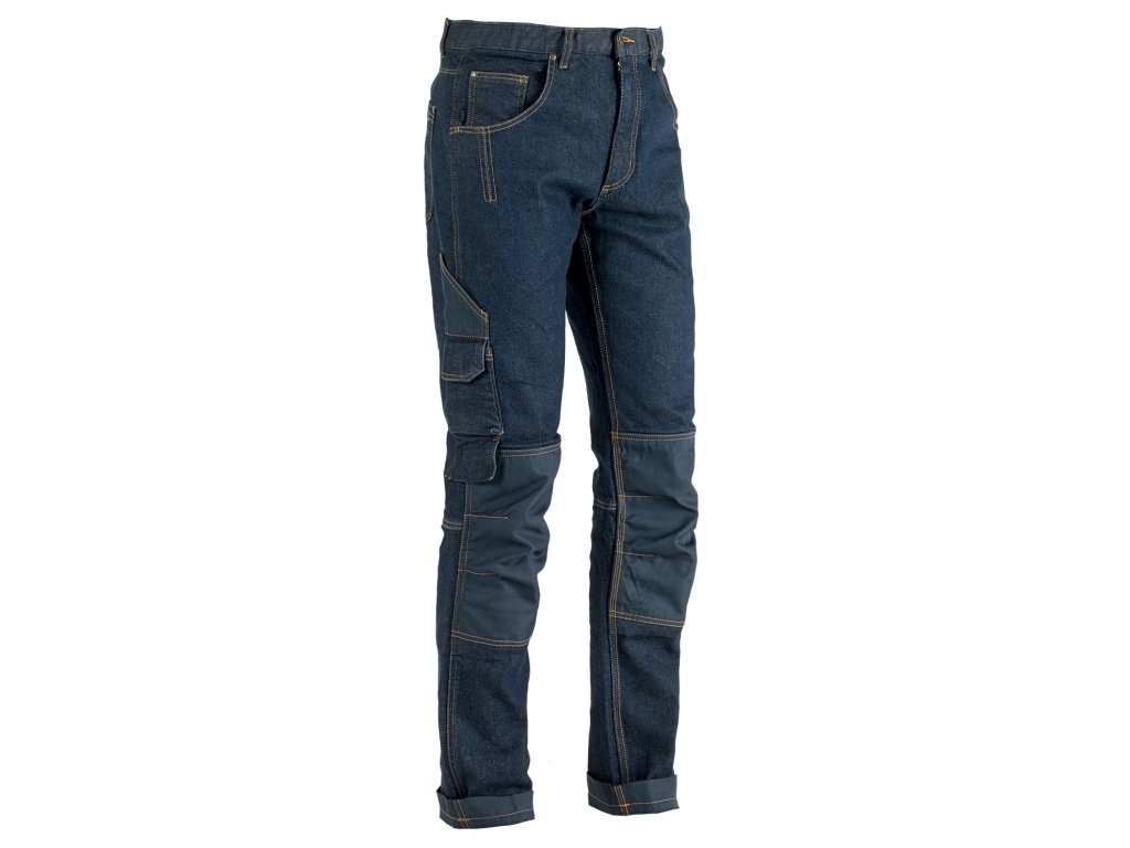 Kalhoty Jeans Miner