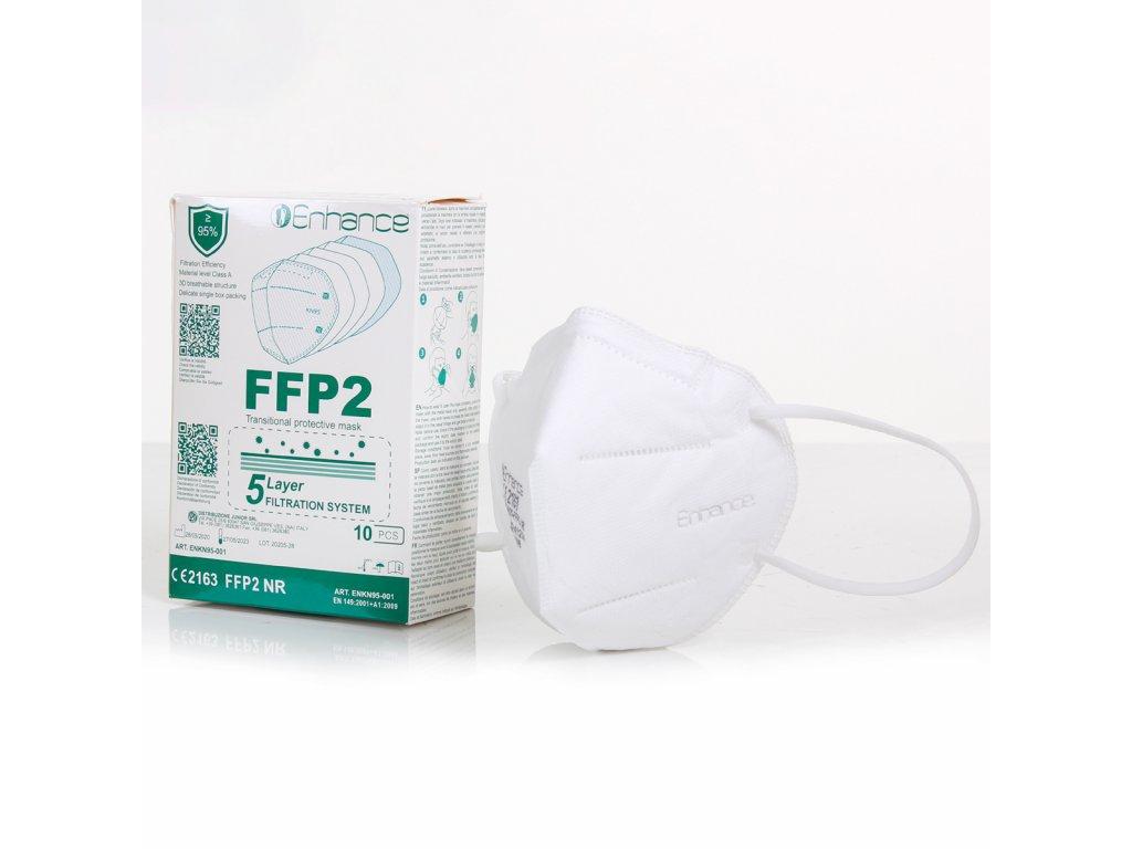 Respirátor Enhance FFP2 (10ks)