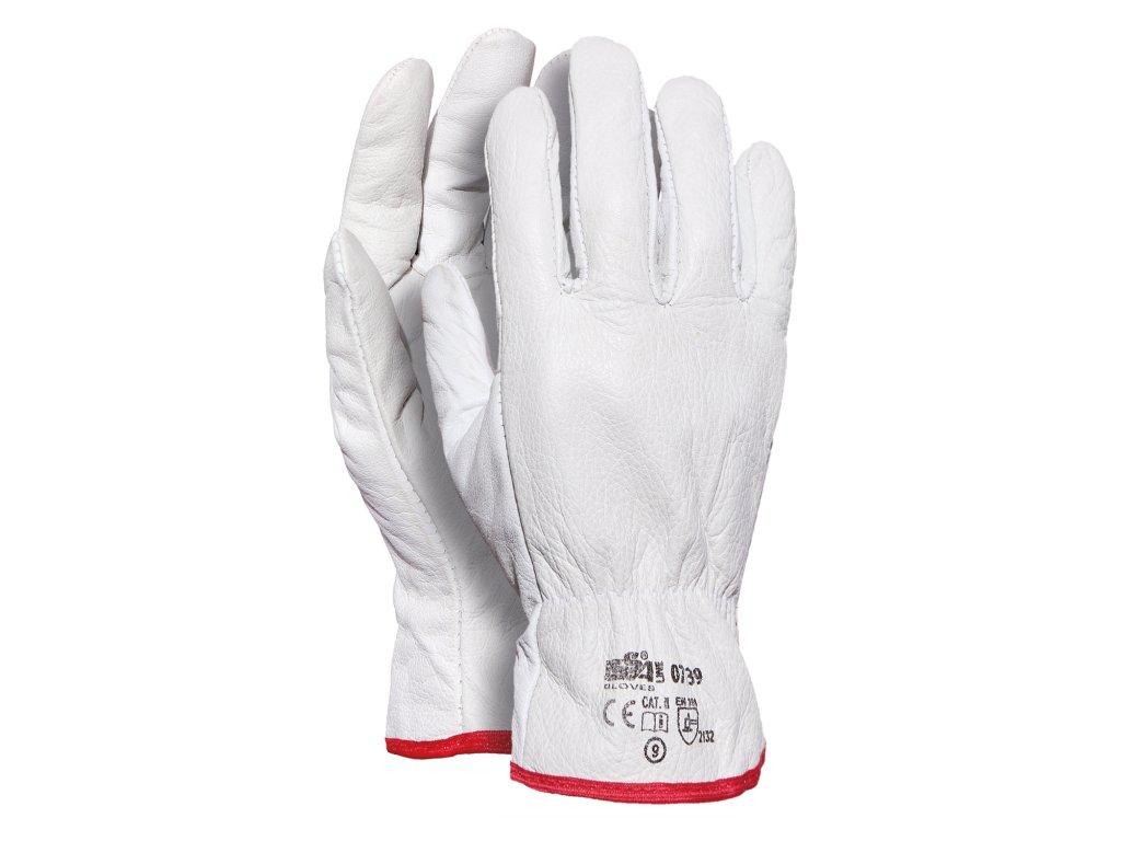 Kožené rukavice Modena (12pa)