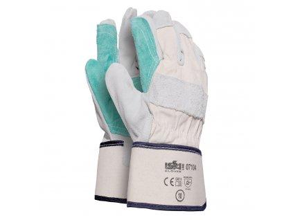 Kožené rukavice Vettore (12pa)