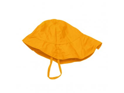 Nepromokavý klobouk North žlutý
