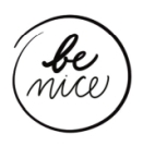 be nice - logo ultra small