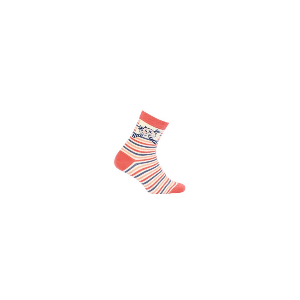 Vzorované dívčí ponožky GATTA HOLČIČKA