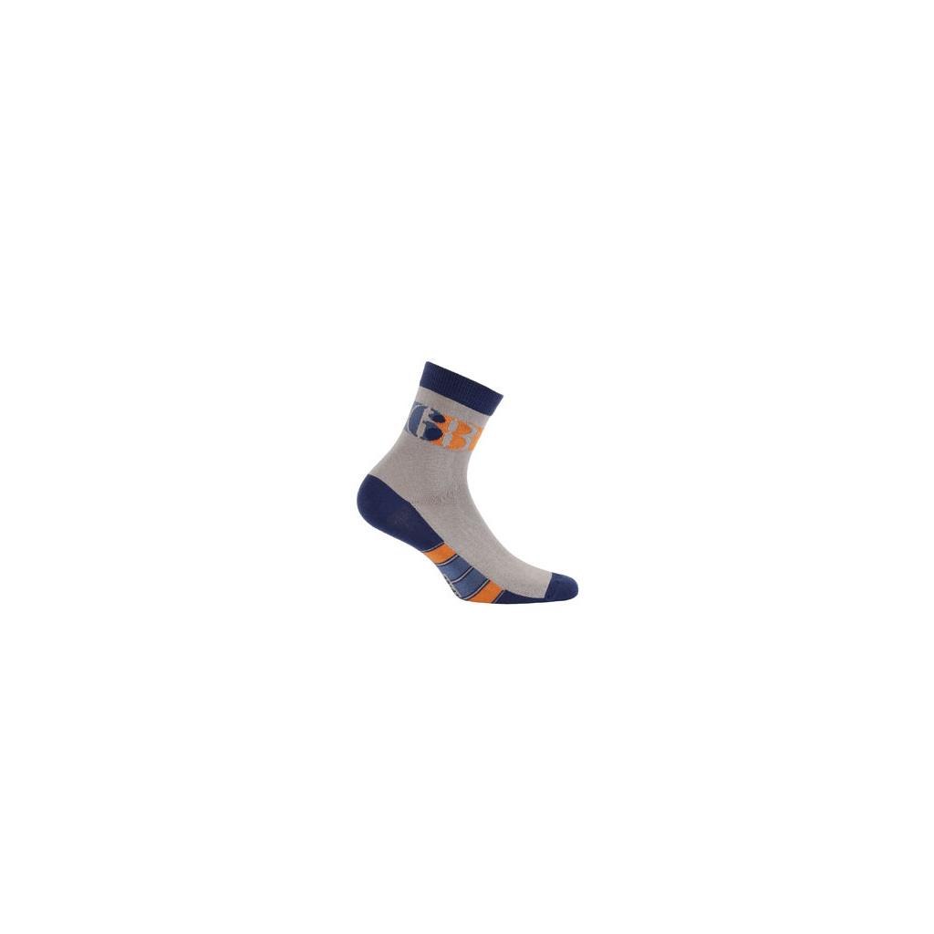 Vzorované dětské ponožky GATTA