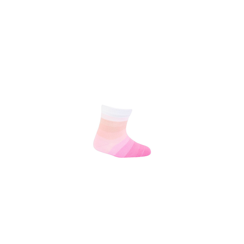 Vzorované kojenecké ponožky WOLA