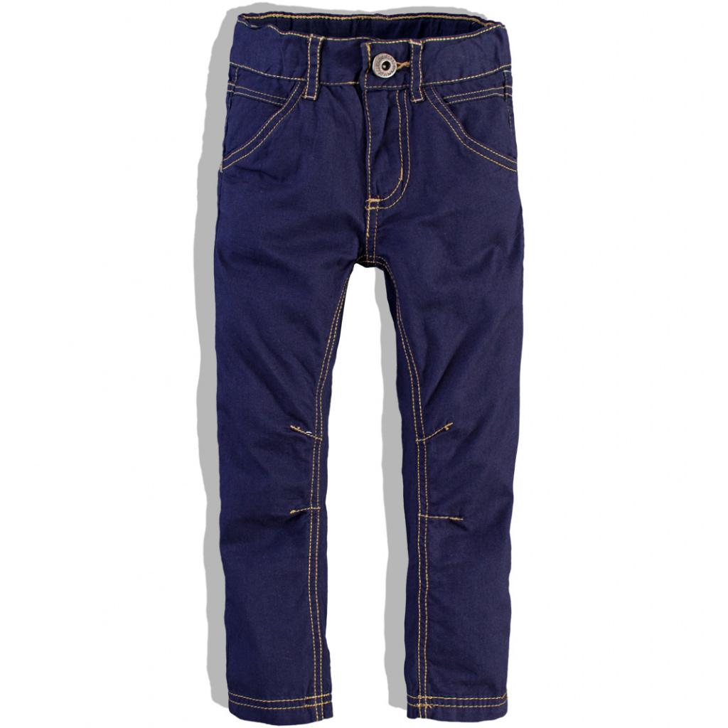 Kojenecké plátěné kalhoty DIRKJE