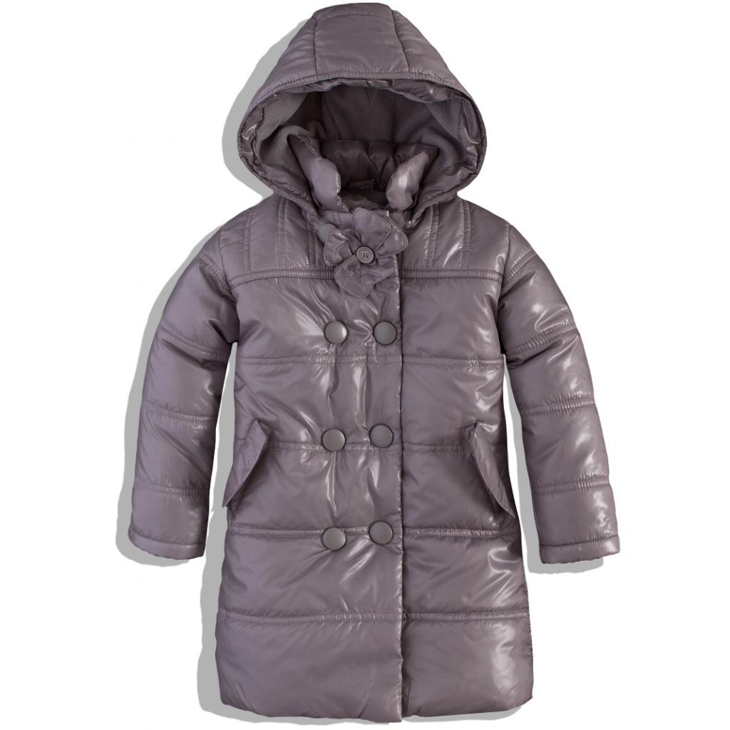 Dívčí zimní kabát DIRKJE
