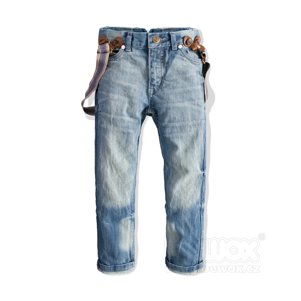 Chlapecké džíny s kšandami Soul Glory SANFRAN  87b6ab4916