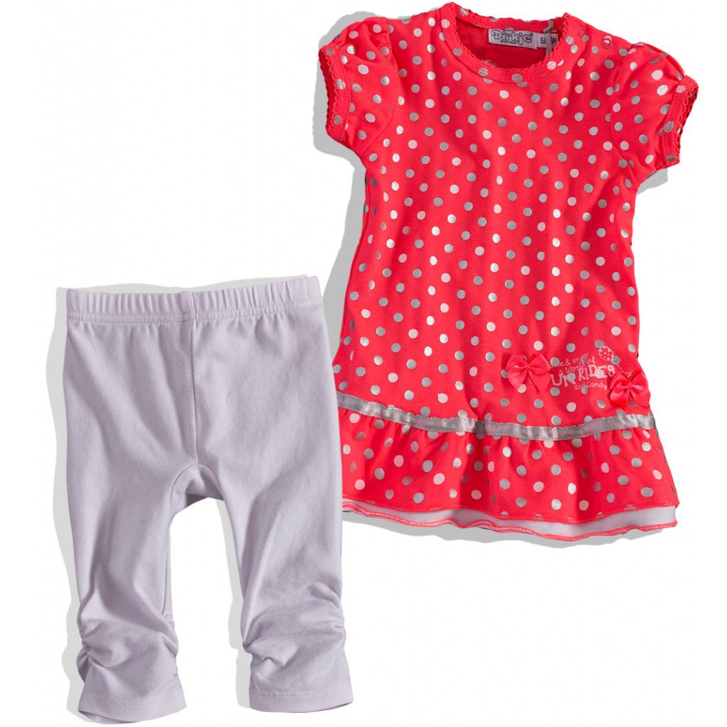 32f59b319053 Dívčí kojenecké šaty DIRKJE DIRKJE