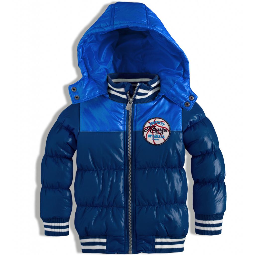 Kojenecká chlapecká zimní bunda MINOTI  5974120f19