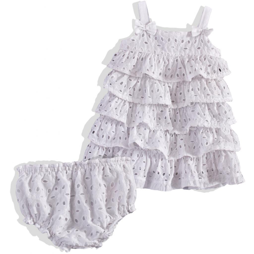 Kojenecké šaty Babaluno BABALUNO 060ecd03310