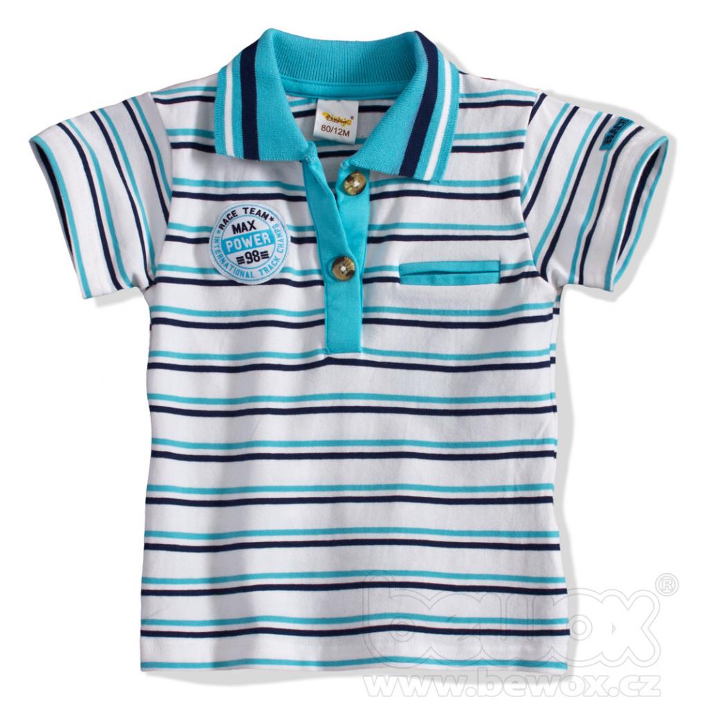 b6254dd9d91 Dětské tričko s límečkem DIRKJE