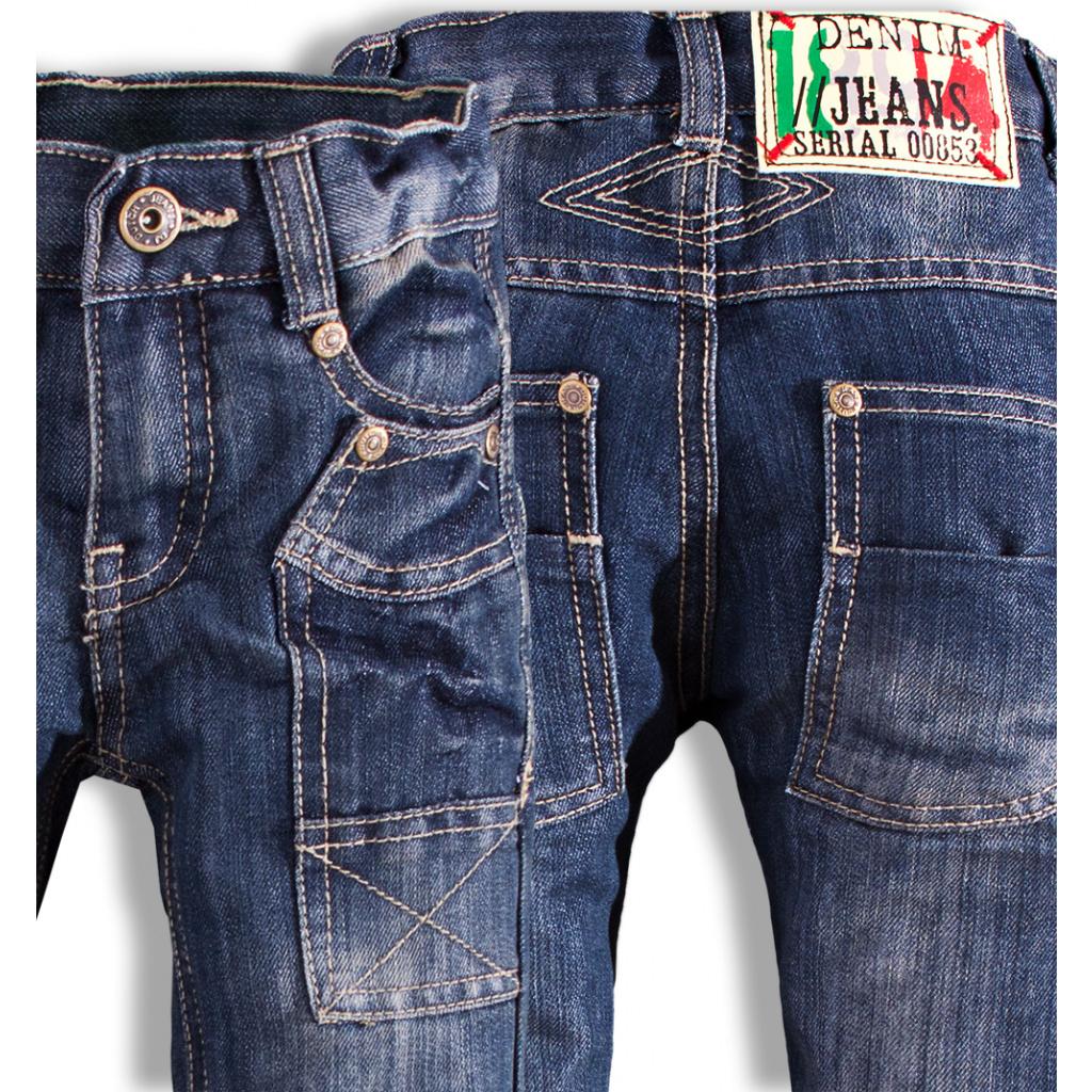 ... Chlapecké džíny Dirkje DENIM tmavě modré ... 9d6ba55543