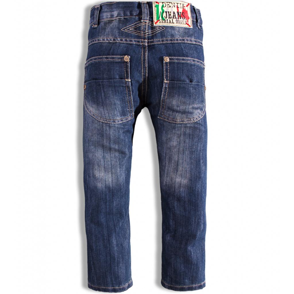 ... Chlapecké džíny Dirkje DENIM tmavě modré 3417f10a40