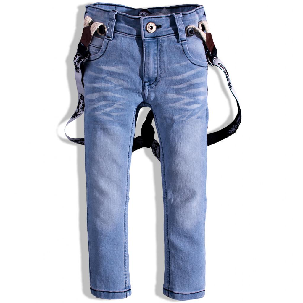 Chlapecké džíny s kšandami DIRKJE DIRKJE eabc7b392b
