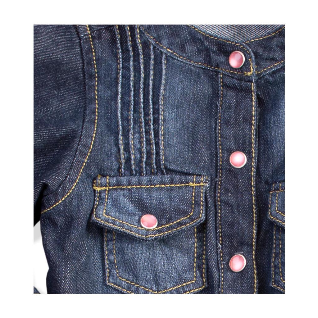 7937c39f3436 Dětské riflové šaty DIRKJE ...