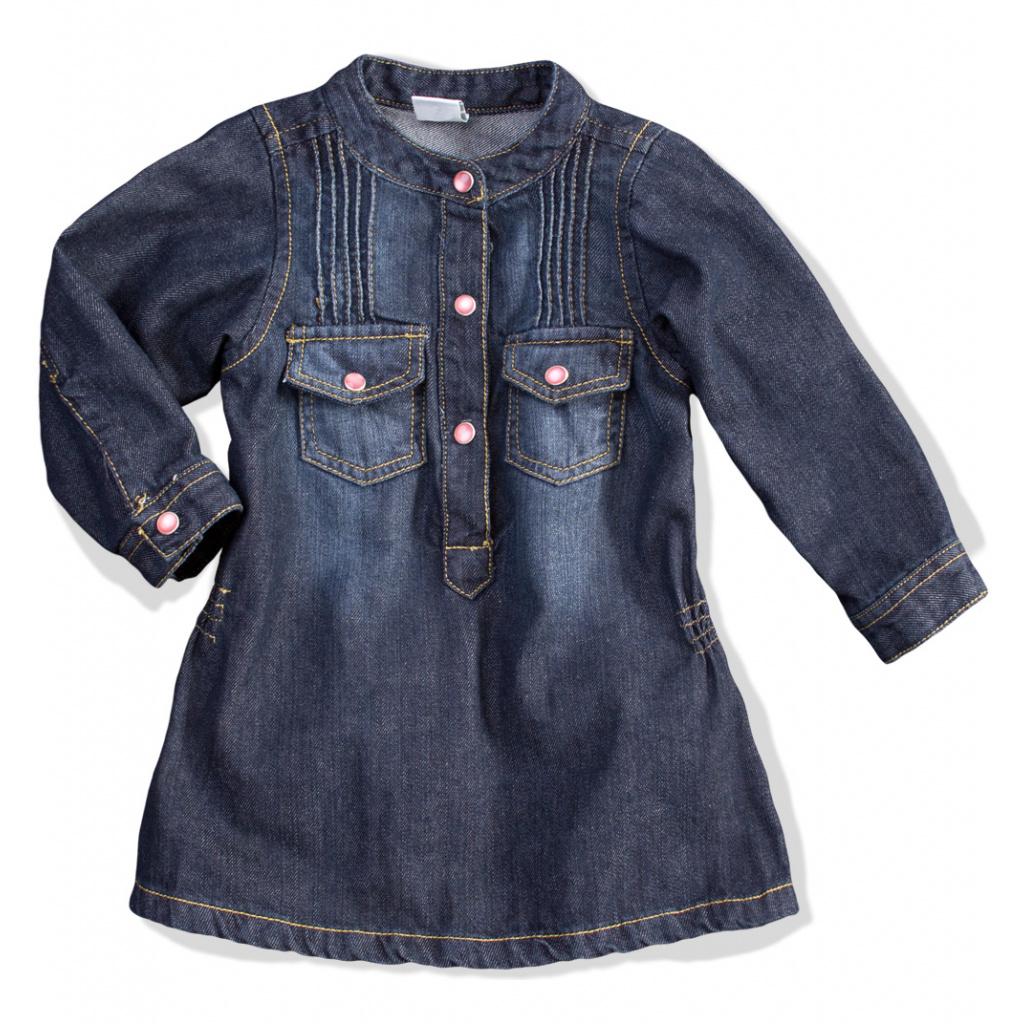 60ba1bc57271 Dětské riflové šaty DIRKJE