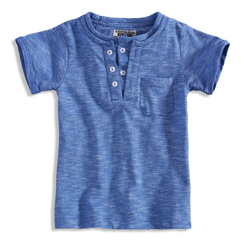 Chlapecké tričko s krátkým rukávem DIRKJE